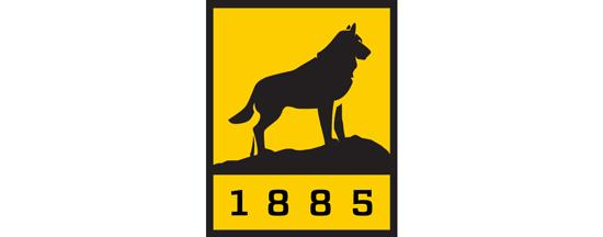 Husky Icon Logo