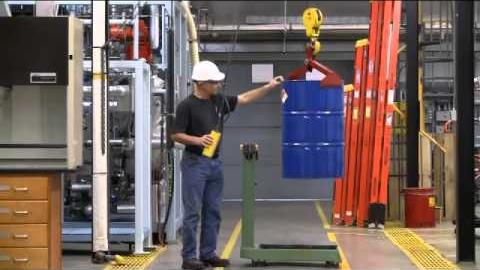 Preview image for Michigan Tech Chemical Engineering Lab Safety Tour video