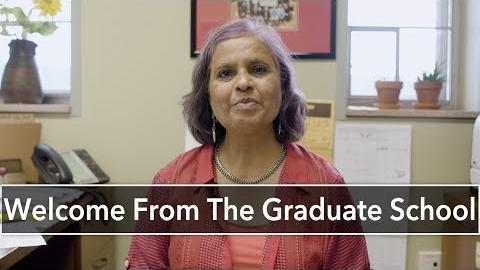 Preview image for Welcome from the Graduate School at Michigan Tech video