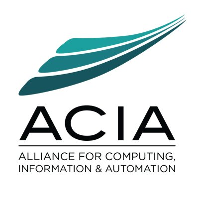 Alliance for Computing, Information & Automation Logo