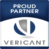 Vericant proud partner badge