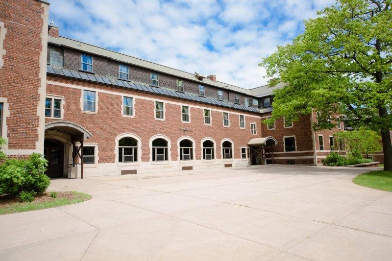 Douglass Houghton Hall