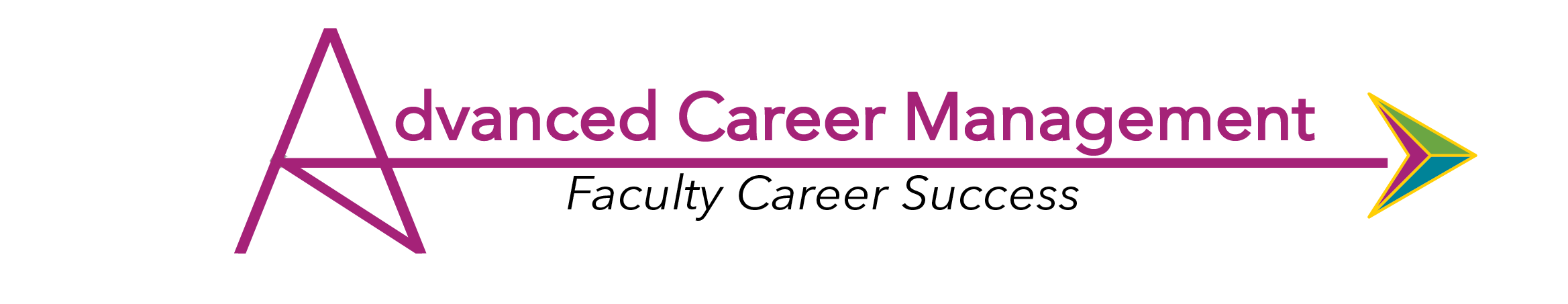Advanced Career Management- Faculty Career Success.