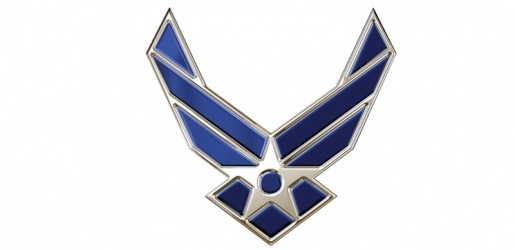 National Air Force ROTC logo wings with star