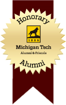 Honorary Alumni Award Ribbon