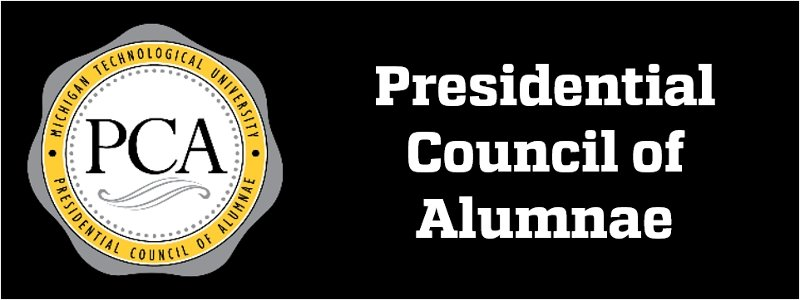 Presidential Council of Alumnae Seal and Banner