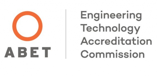 ABET Engineering Technology Accreditation Commission logo.
