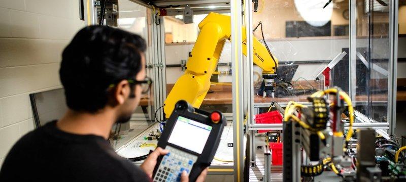 Robotics and Manufacturing Applications