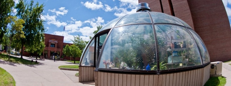 Teaching Greenhouse Dome