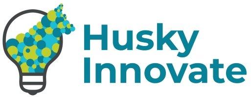 Husky Innovate logo