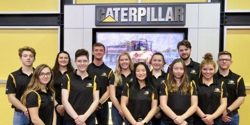 Group photo of Kappa Sigma Iota students