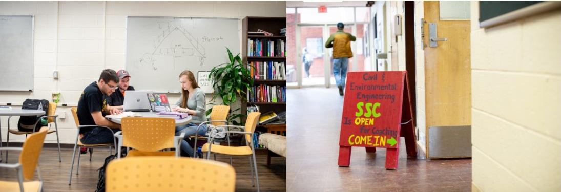 Lee and Arleta Bernson Student Success Center