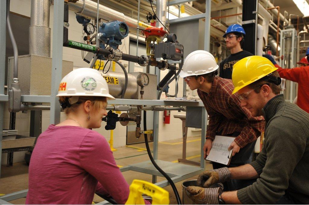 Unit Operations Lab | Chemical Engineering | Michigan