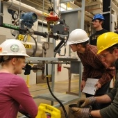 Hands-On Chemical Engineering Education