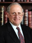 Portrait photo of Senator Carl Levin