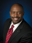 Portrait photo of Leland D. Melvin