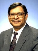 Portrait photo of Dr Bhakta Rath