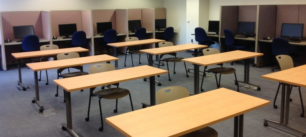 Rekhi testing center empty