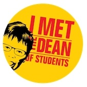Dean of Students 2017 Button