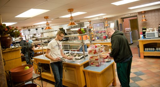 Dhh Dining Hall Dining Services Michigan Tech