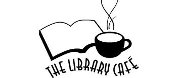 Library Cafe logo