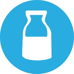 Contains Milk/Dairy Icon | Dining Services | Michigan Tech