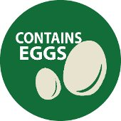 Contains Eggs