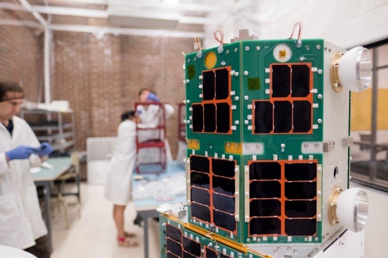 A nanosatellite