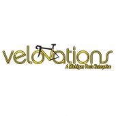 Velovations logo