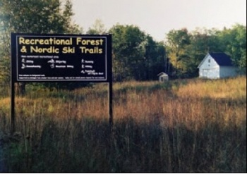 Michigan Tech Trails and Recreational Forest