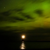 Aurora Borealis or Northern Lights