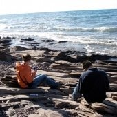 Michigan Tech Sedimentology GE 3100 Photos 2007