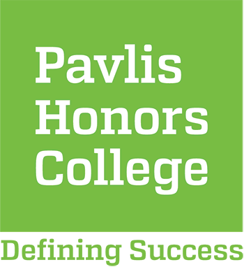 Pavlis Honors College logo