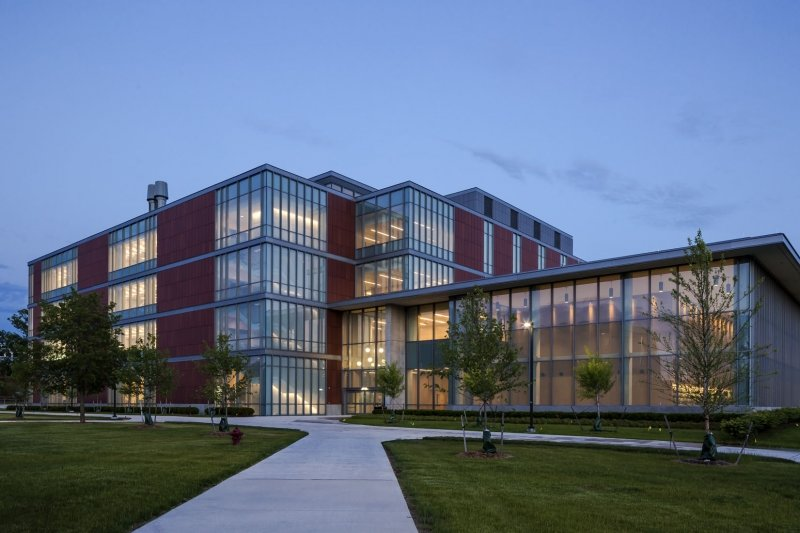 Central Michigan University Biosciences Building