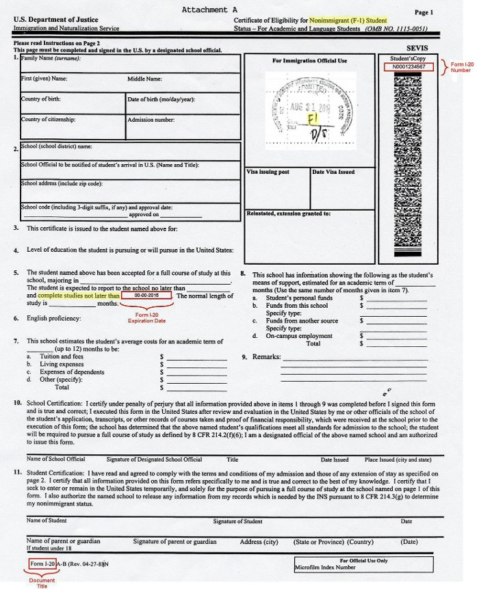 Ins Form I 94 I 9 Resource Page Human Resources Michigan ...