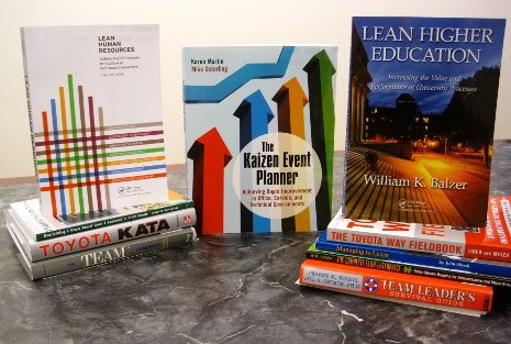 Lean library continuous improvement michigan technological lean library fandeluxe Images