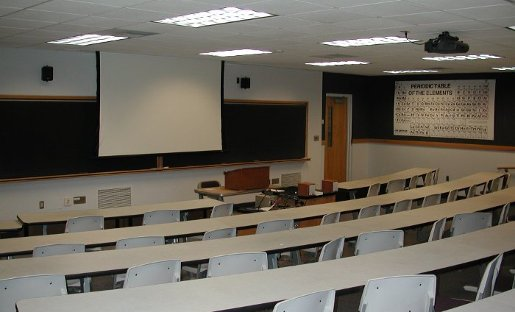 Chemical Sciences room 101