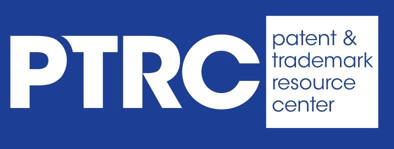 Patent and Trademark Resource Center logo