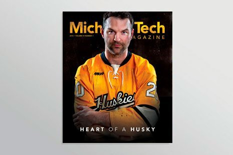 2016 Michigan Tech Magazine: Issue 1