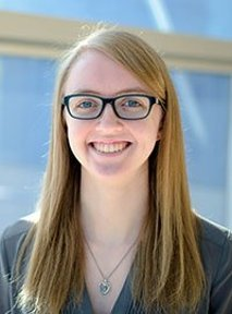 Caryn Murray, Undergraduate Research Assistant at Great Lakes Research Center
