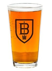 Brooks Brewery glass