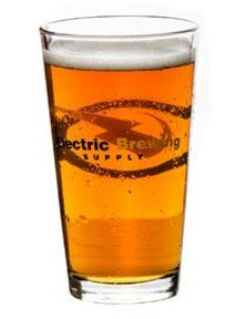 Electric Brewing Supply glass
