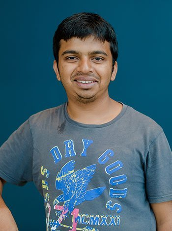 Rohit Sunil Pandhare, regular crew on Nimbus Too.