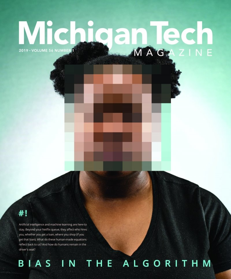 2019 Michigan Tech Magazine: Issue 1 Cover Image