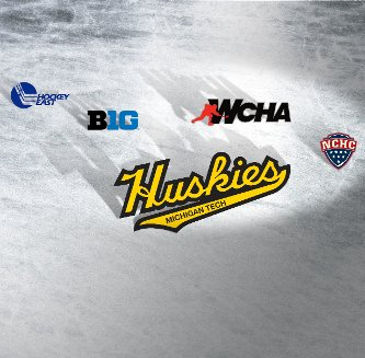 Logos of hockey organizations