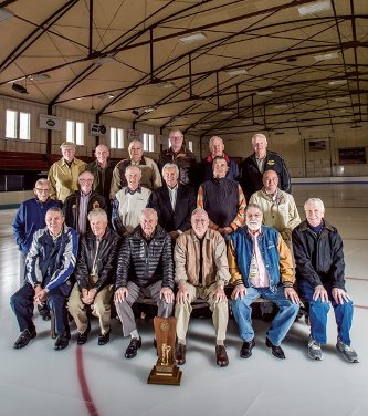 Michigan Tech Hockey Reunion