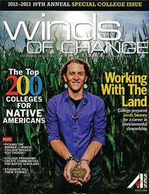 Winds of Change magazine cover.