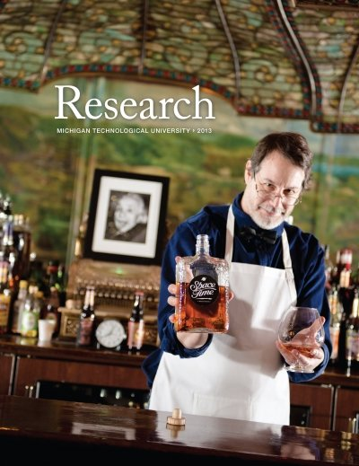 2013 Research Magazine cover image