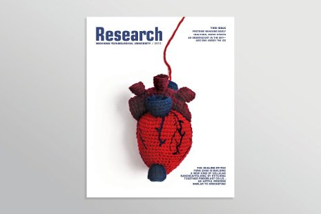 2015 Research Magazine Cover