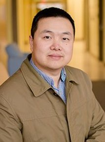 Shiyan Hu is an associate professor of electrical and computer engineering, specializing in cybersecurity.